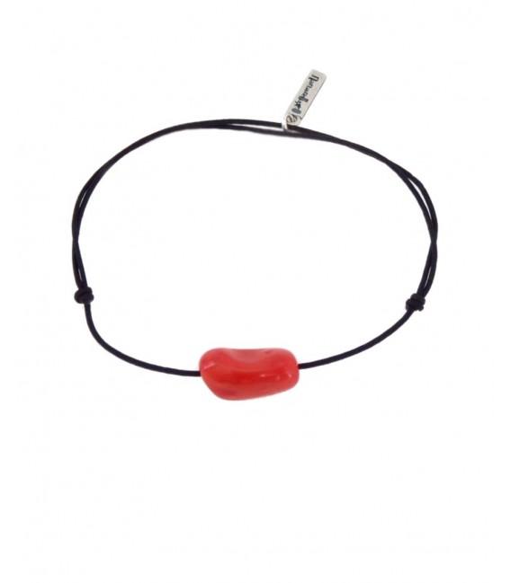 Le Bracelet Tube en Corail