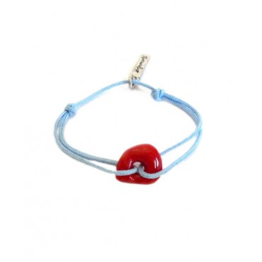 Bracelet en corail naissance