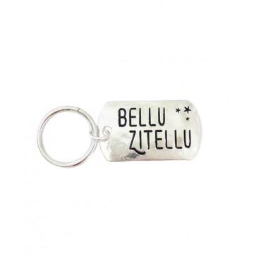 Porte-clés Bellu Zitellu - Bella Zitella