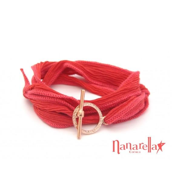 The Silk Bracelet