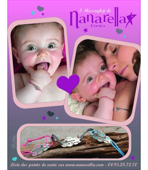 Le Bracelet Mamma d'Amore