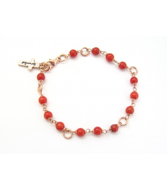 Le Bracelet Boules de Corail