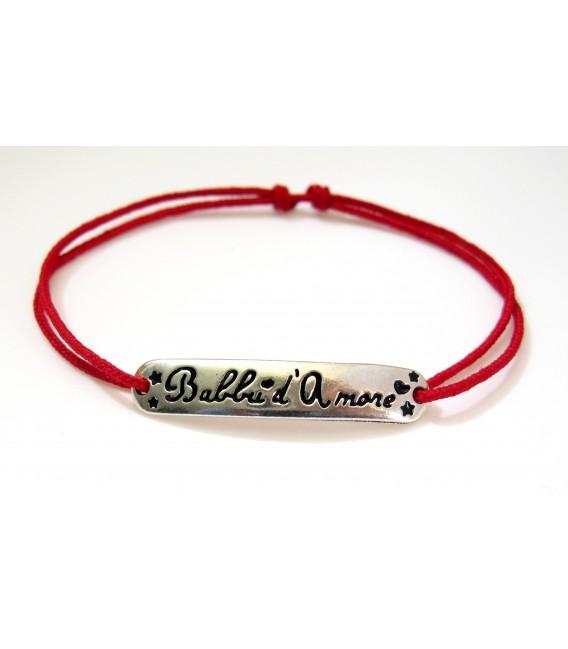 Bracelet Babbu d'Amore