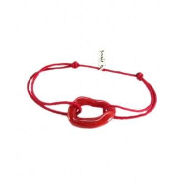 Le Bracelet en Corail  taille enfant