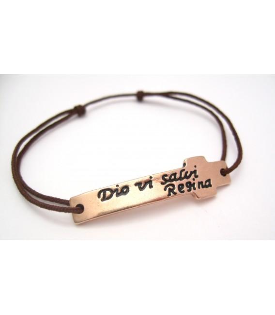 Le Bracelet Dio Vi Salvi Regina
