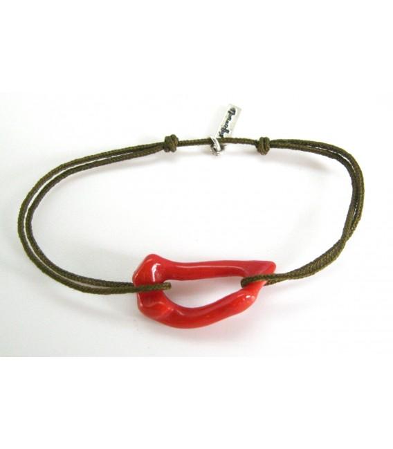 Le Bracelet en Corail