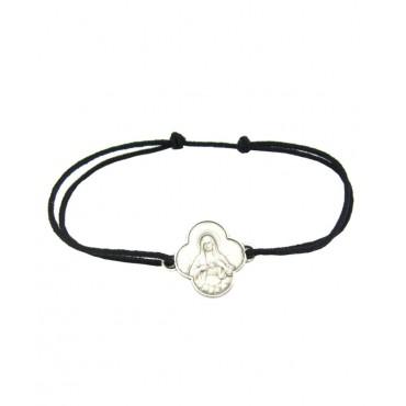 Bracelet  La Vierge au Sacré Coeur