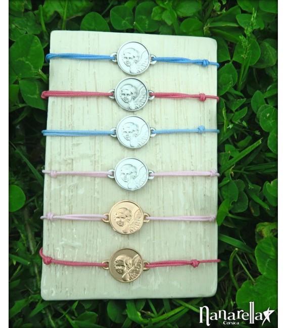 "Le Bracelet Ange ""Stammi Vicinu"""