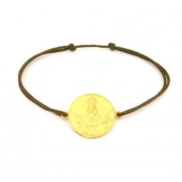 """Le Bracelet  """"A Madunuccia""""en or 18 carats"""