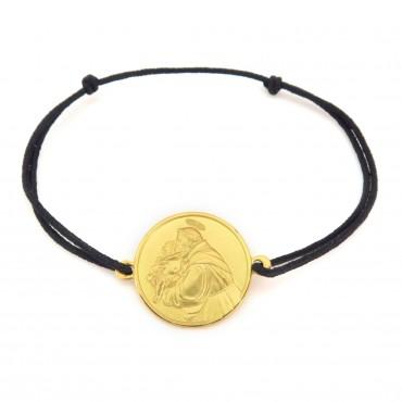 Le Bracelet Saint Antoine or 18 carats