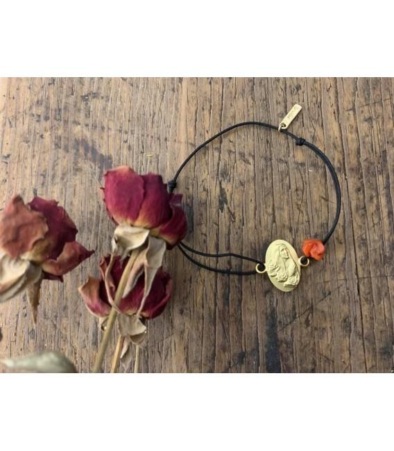 Le Bracelet Sainte Rita en Or jaune 18 carats