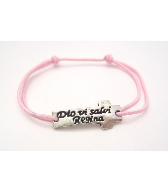 Le Bracelet Dio Vi Salvi Regina enfant ou bébé